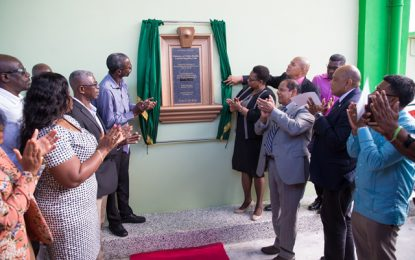 $539M Central Supplies Unit commissioned