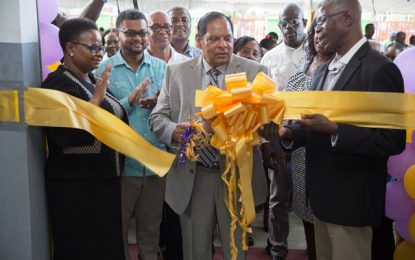 """Public health in Guyana is free"" – PM Nagamootoo"