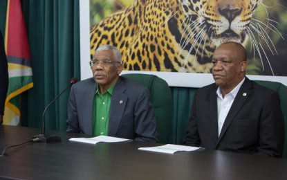 "Govt, opposition agree to continue ""hammering out process"""