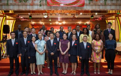 Chinese Doctors pilot new technologies during stint in Guyana