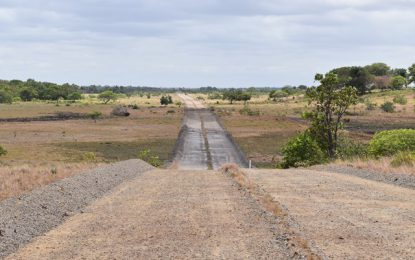 Contract signed for $200M North to Central Rupununi bypass road