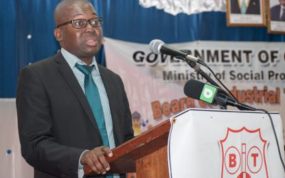 """Newly acquired skills prepare you for Guyana's changing Industrial Sector"" – CEO of BIT"
