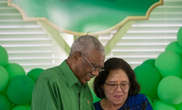 Luncheon hosted in honour of Pres. Granger's 74th birth anniversary