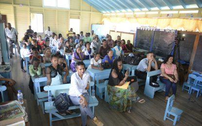 Govt is working to ensure all Guyanese benefit – Min. Cummings