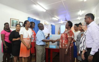 Commission on NCDs secretariat equipped to function more effectively
