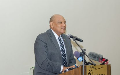 Mining sector saw positive changes within recent years – Min. Trotman