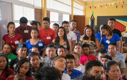 106 Indigenous youths participate in exchange programme