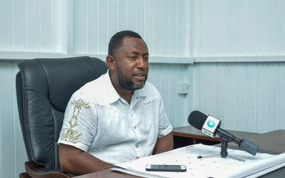 """We are moving all up"" – NA Deputy Mayor"