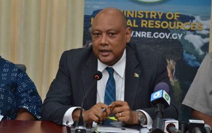 No direct impact of Amazon fires on Guyana – Natural Resources Min.