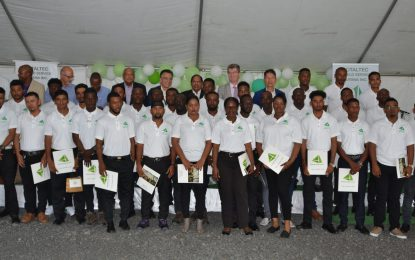 TOTALTEC continues to contribute to Guyana's local content