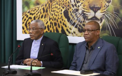 Govt reiterates continued support for GECOM