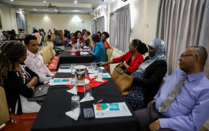 Public Health Ministry to enhance health education curricula in Guyana