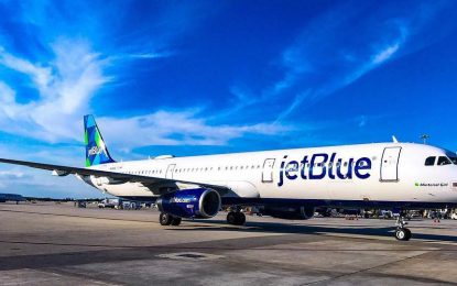 JetBlue planning-team to arrive in Guyana in Sept.