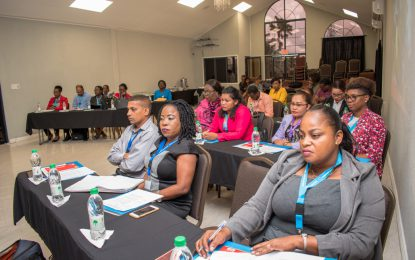 National consultation on mitigating violence and drugs