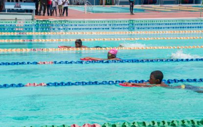 570 complete 'Learn to Swim' Programme 2019