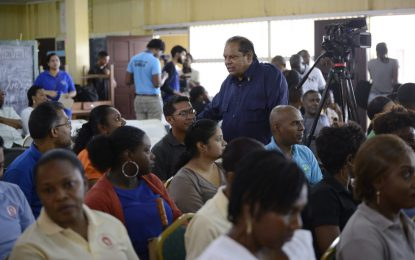 'Working to address your concerns swiftly' – PM Nagamootoo