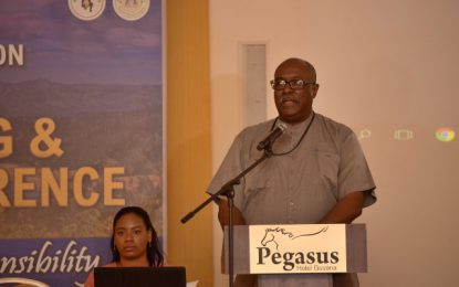 Guyana leads region in occupational standards for mines supervision