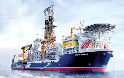 Tullow days away from drilling 2nd wildcat find