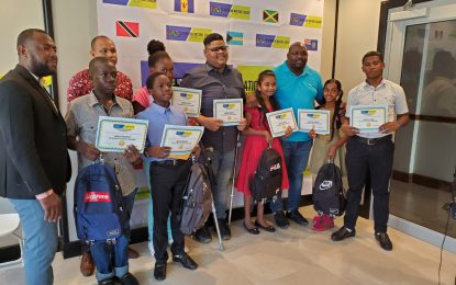 Caribbean Nations Group launches New Amsterdam Town Week 2019