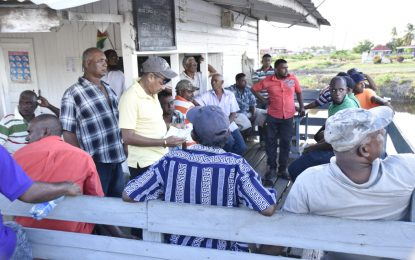"""Guyana needs its farmers"" – MP Ward"