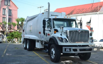 City Council gets $45M garbage truck