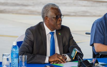 Guyana to champion the environment at intl. aviation conference