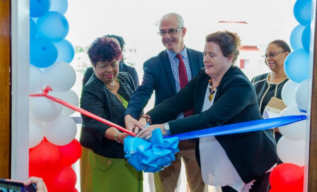 $17.4 M Sexual Offences Court opens in Essequibo