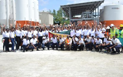 Guyana observes World Maritime Day