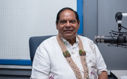 Radio a major role in marketing Indigenous products – PM Nagamootoo