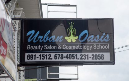 Small Business Focus; Urban Oasis Cosmetology School – Where beauty begins