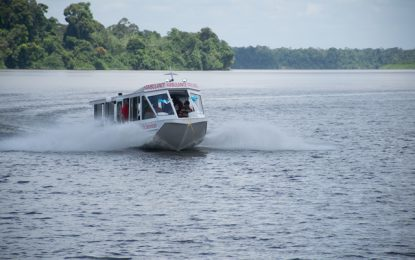 Public Health Ministry envisions 3 river ambulances for Barima-Waini