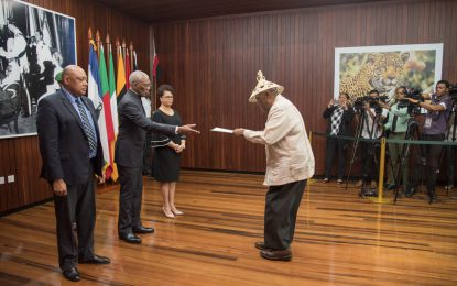Guyana continues to expand int'l relations
