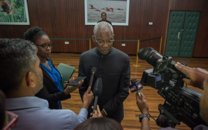 No intention of going beyond GECOM's timeline for elections – Pres. Granger