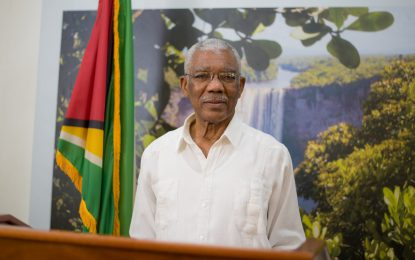 Pres. Granger reiterates support for credible elections at earliest possible time