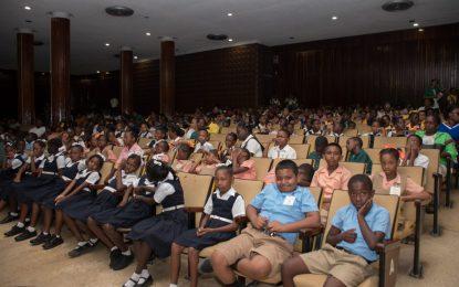 10% increase in school attendance