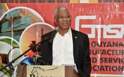 President Granger highlights priorities for Decade of Development