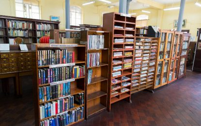 National Library observes 110 years