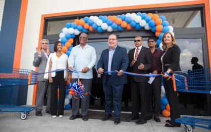 Massy Mega Store opening, a sign of growing investor – Min. Jordan