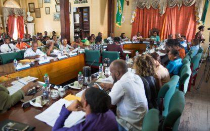 """Coalition govt is legal"" – City Mayor tells statutory meeting"