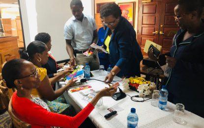 CARICOM secretariat hosts health and wellness week