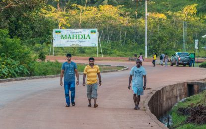 Mahdia airstrip road upgrades to kickstart