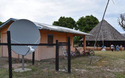 Massara lauds Coalition's support of village's development