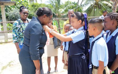 Minister of Education visits schools as new school year begins