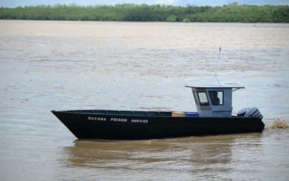 Mazaruni Prisons gets new emergency response speed boat