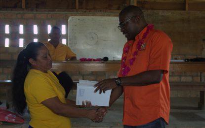 Govt supports Katoka self-help works