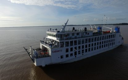 Sabanto: more than just a ferry!