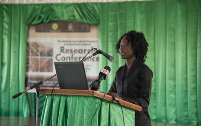 Young researchers dominate Agri-Research Conference