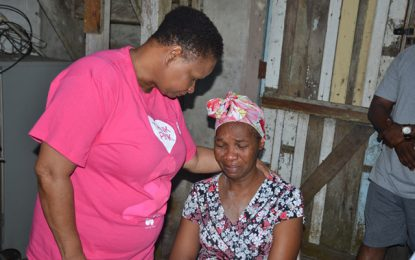 Min. Lawrence consoles bereaved families