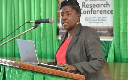 4th Annual Agri Research Conference opens