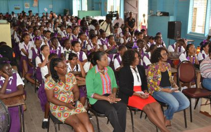 Empower girls, secure their future